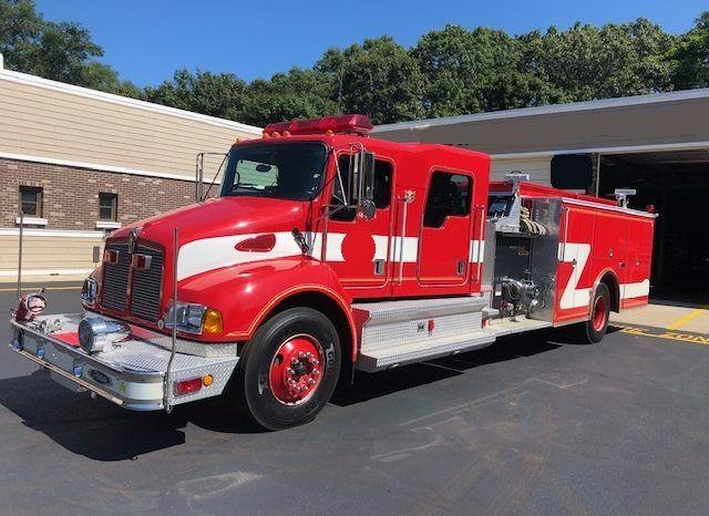 Kenworth, Pierce 4Dr, Rescue Pumper