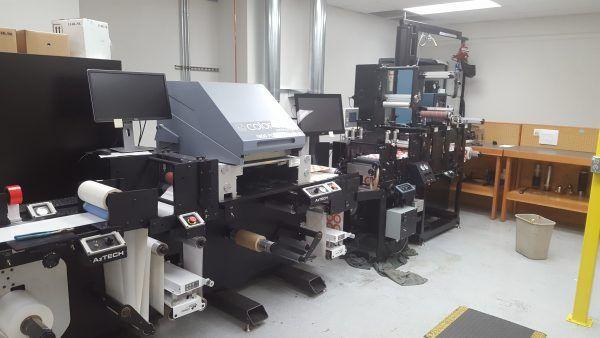 Colordyne Memjet Axtech CDT1600-PC