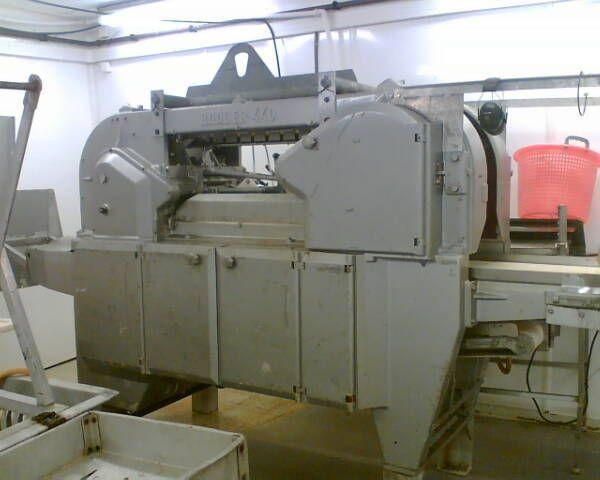 Baader 440 Klipfish Machine