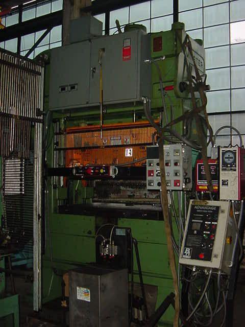 Minster P2-75-54 75 Ton