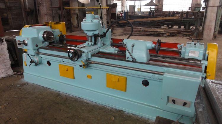 WMW Heckert GFL 400 x 2000 Thread and worm milling machine