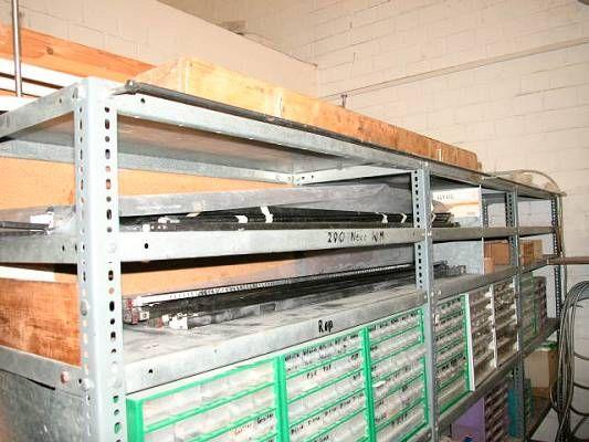 30000 Dornier Spare parts for Dornier weaving machines