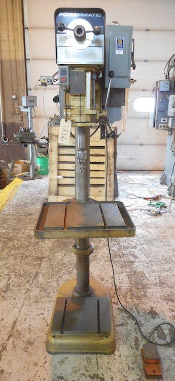 Powermatic 1200 DRILL PRESS Max. 2000 rpm
