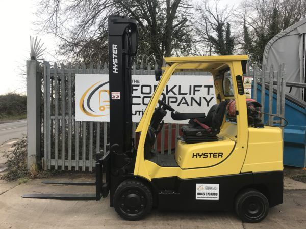 Hyster S4.0FT 4000kg