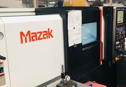 Mazak MAZATROL MATRIX NEXUS 2 CONTROL 4500 RPM QTU-250MS 2 Axis