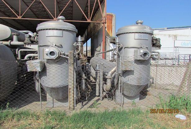 Atyc 600 Kg Jet Dyeing Machine