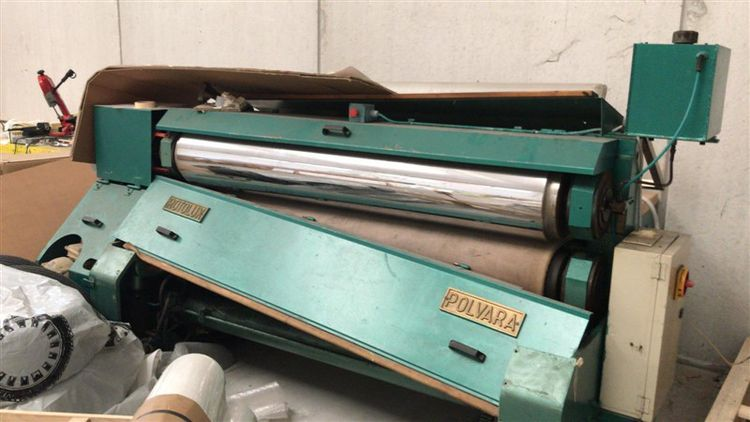 Polvara 1800 Throughfeed ironing machine