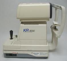 Topcon KR 8000