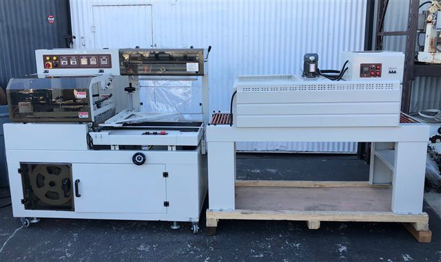 ULULL  Shrink Wrapper sealer and Heat Tunnel