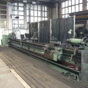 TOS Engine Lathe Variable SU 63A/8000