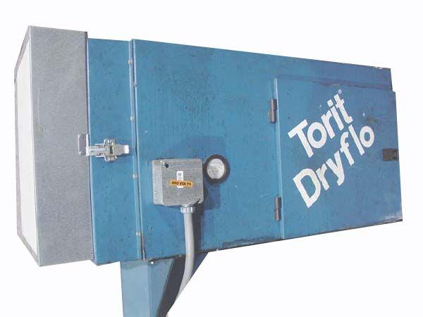 Torid Dry Flow Collector DMC-MMB