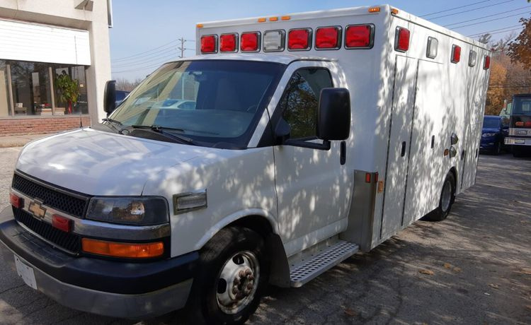 Chevrolet Express Diesel Ambulance