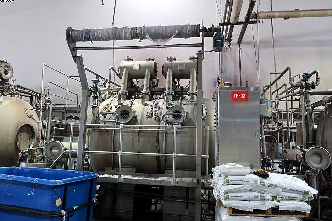 6 Thies 1600 lbs Jet dye
