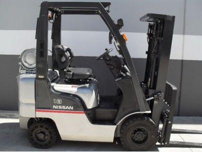 Nissan 1.8 Tonne Forklift