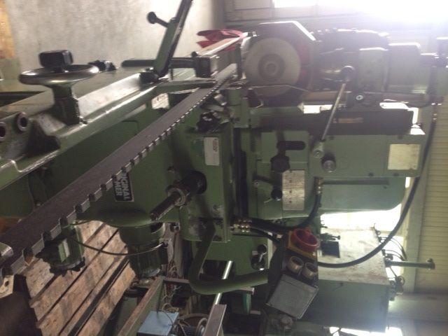 Vollmer Sharpening Machine