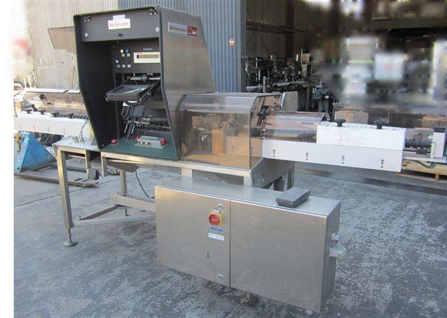 Seidenader Seidenader V90 AVSB Syringe Inspection Machine