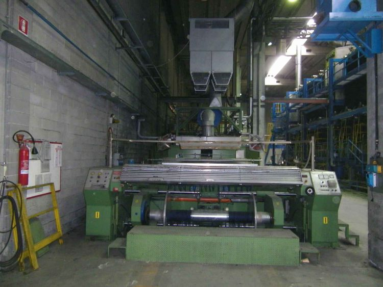 Rotal Sizing with direct warper 320 Cm