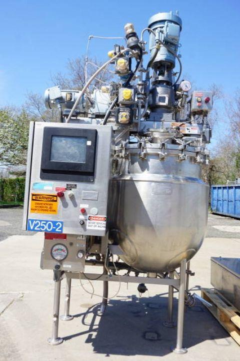 Gifford 64 Gallon TRIPLE MOTION VACUUM KETTLE