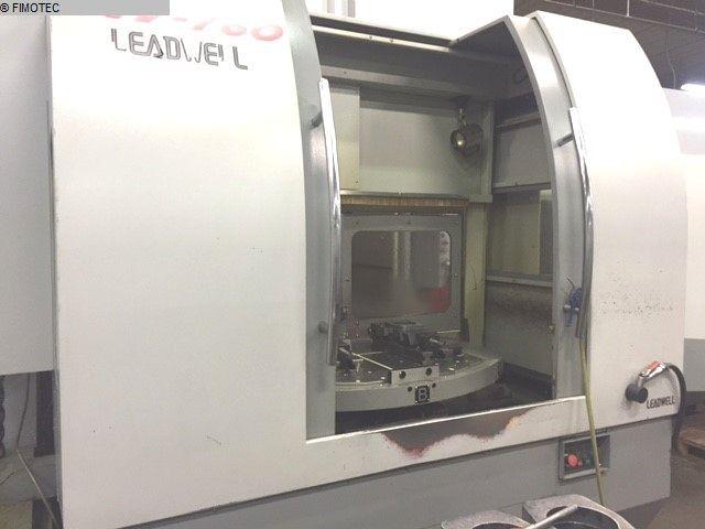 Leadwell LCV 3 Axis
