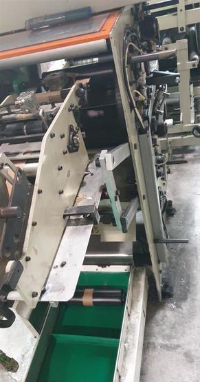 Amutec TSA-ROLLER Bag making machine Garbage bags