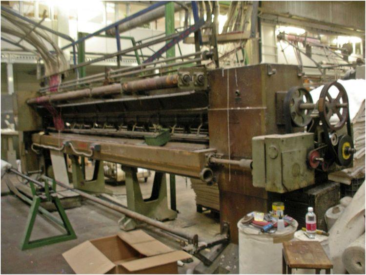 Cobble, Singer Tufting Machine