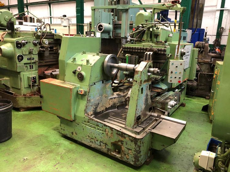 Sunderland G150 HV Variable Spur & Helical Gear Planing Machine