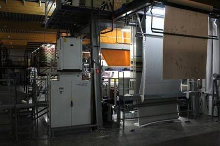 Private Sale Of 7 Carpet Weaving Machines Van De Wiele Amp 6