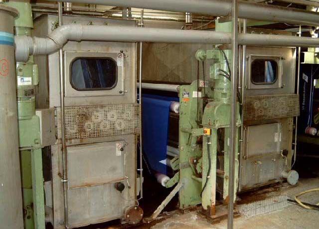 Krefeld, Kusters 234.02 Open Width Washing Machine (Roller Vat)