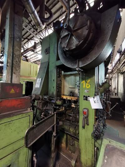 Rovetta SF2000 200 ton