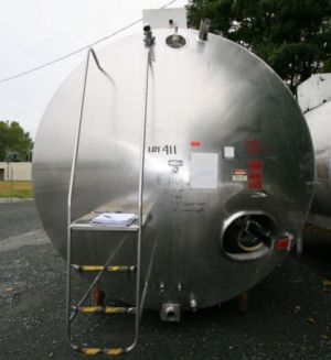 Walker Horizontal Tank 5,000 Gallon