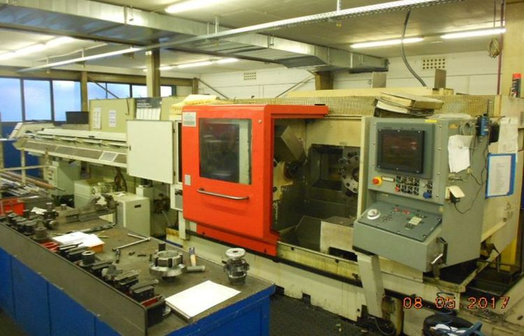 Gildemeister EPL 2 Max. 5000 U/min GDS 652A 2 Axis