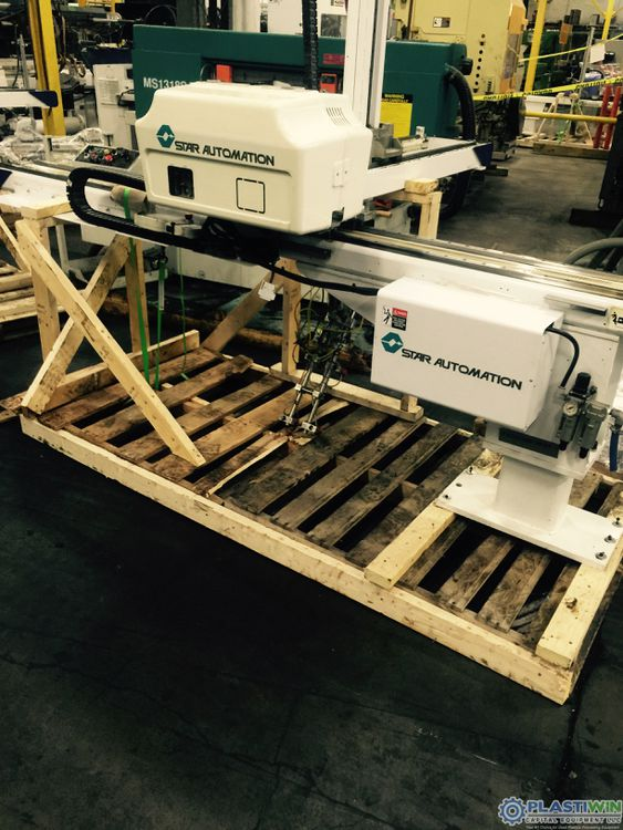 Star Automation LWS-1400VI 11lbs