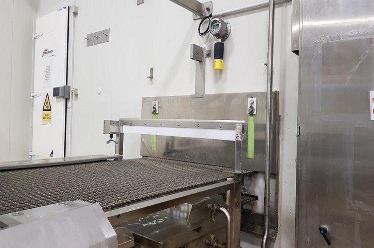 Frigoscandia S -4212.25-RR-HAF  SuperTRAK Sprial Freezer