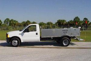 ADWT700, Water service truck