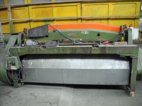 Santambrogio cutting length 2,500 mm