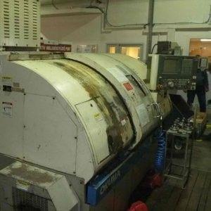 Okuma CNC Control Variable 762S-BB  Year 1999 2 Axis
