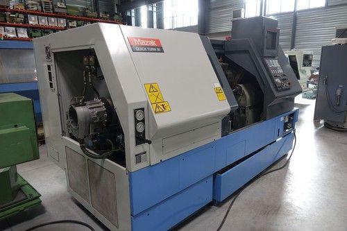 Mazak MAZATROL T-PLUS CNC Control 3300 rpm QUICK TURN 30 2 Axis