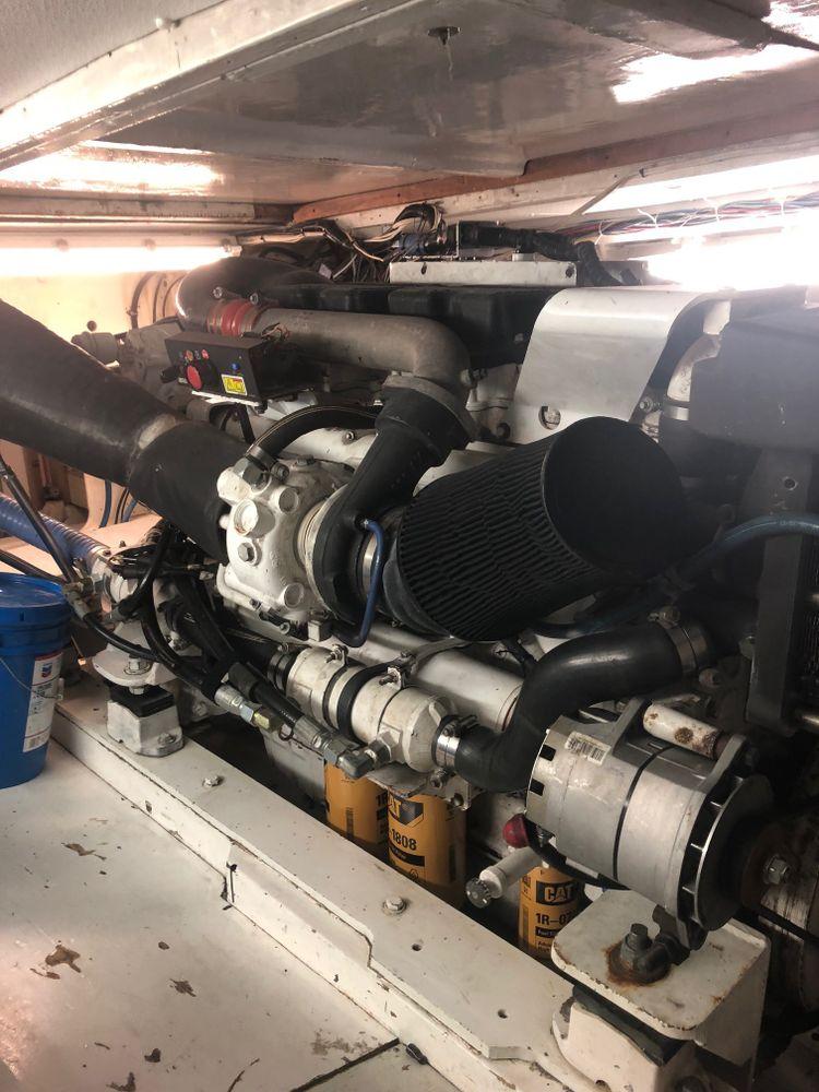 CAT C18 CAT C18 ACERT 1150HP Marine Engine - RTO