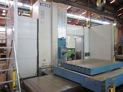 Union T 130 - CNC 130 mm 3000 rpm