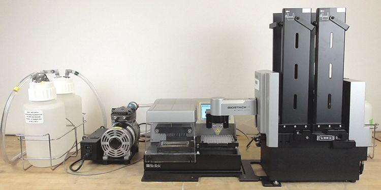 BioTek 405 TSRVSQ Microplate Washer