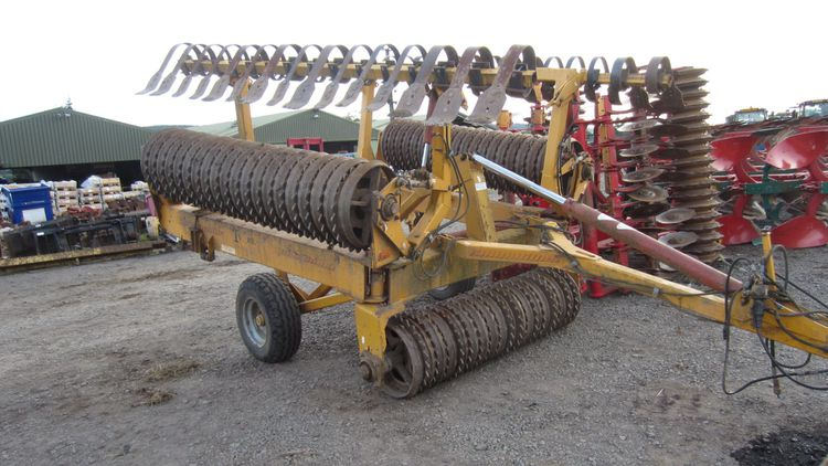 Twose  6.3m Rollers