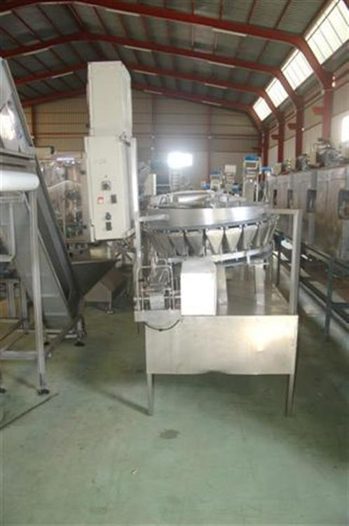 STAINLESS STEEL COUNTER FILLER