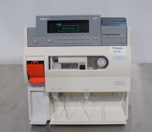Bayer ph/Blood Gas Analyzer 248