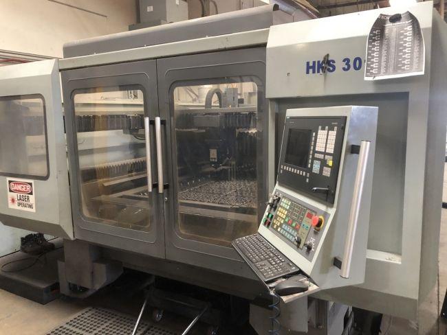 Hyundai-Kia 4k Watt CO2 Laser CNC Control