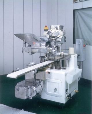 Rheon N207, N208, KN111, KN120, KN200, KN300 Encrusting machines