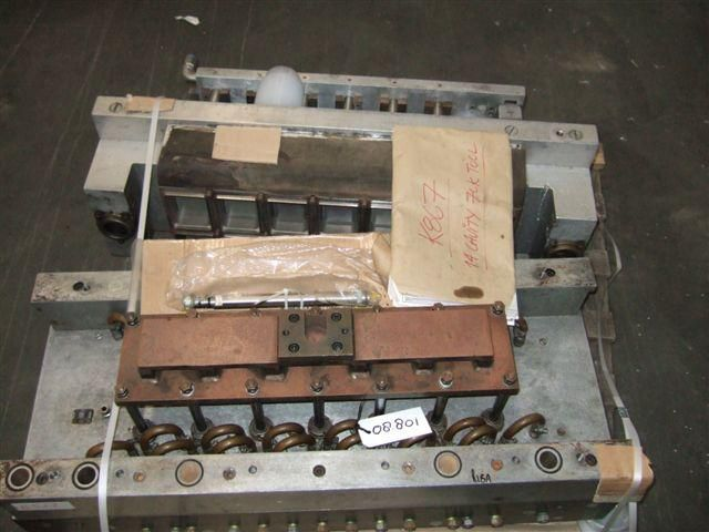 Illig RDM 70K, 14 cavity cup thermoform mould