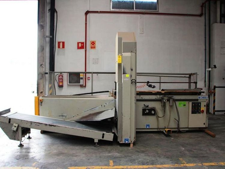 MZ Project UNIDUE 020, PROFILED BAND SAWING SYSTEM