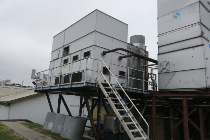 Gohl 2/77 Z-FM12 Cooling Tower