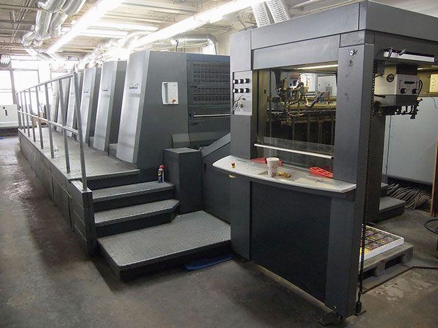 Heidelberg XL105-5L 74 X 105 CM