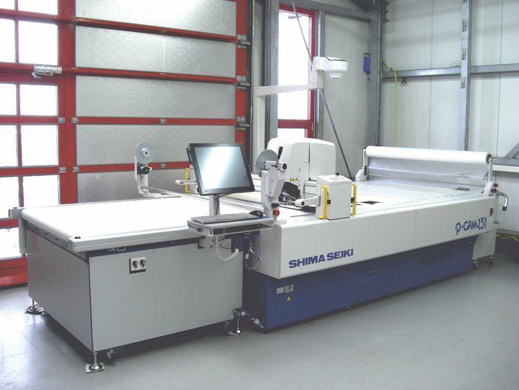 Shima Seiki P-CAM131 NC Cutting machine